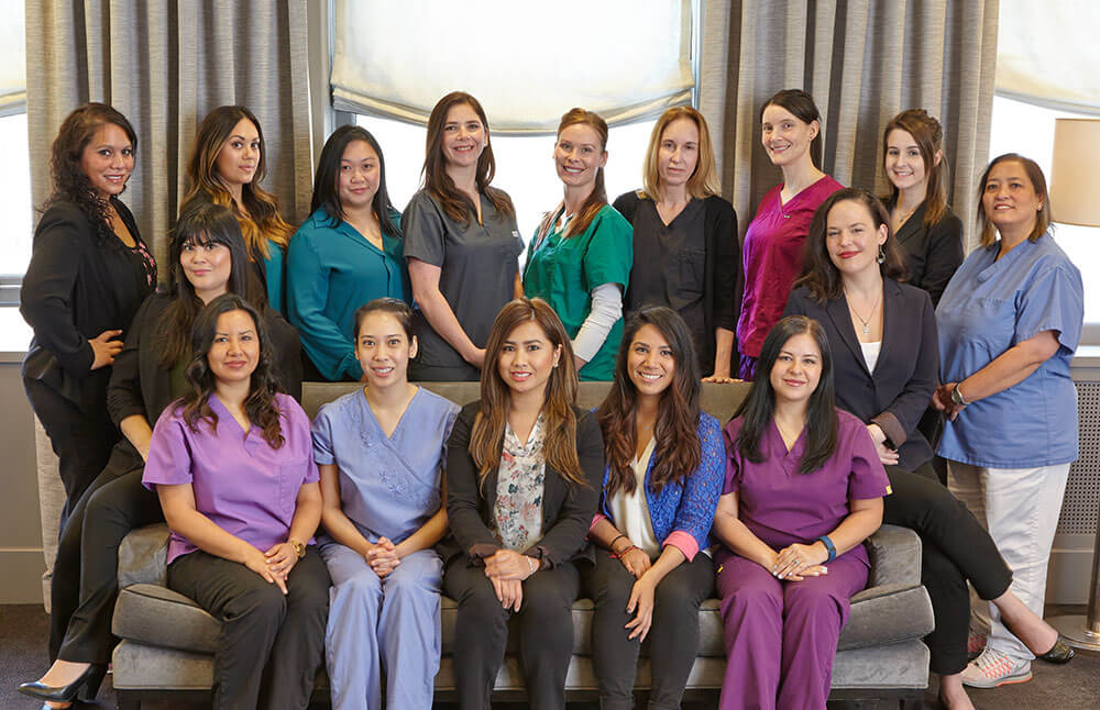 Dermatology-Medical-Group-of-San-Francisco's-staff